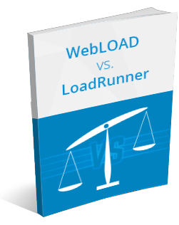 WebLOAD vs. LoadRunner Book