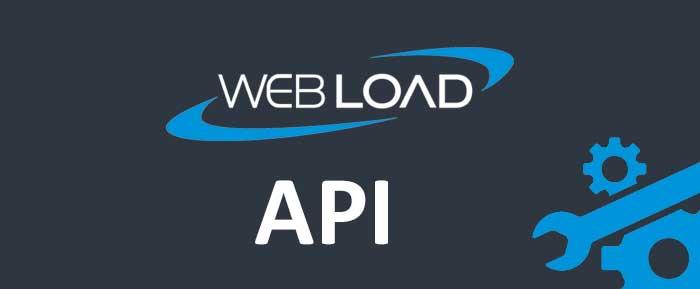 Webload-API