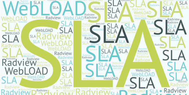 SLA WebLOAD